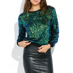 SHARE & Get it FREE | Sequins Pullover SweatshirtFor Fashion Lovers only:80,000+ Items • FREE SHIPPING Join Twinkledeals: Get YOUR $50 NOW!