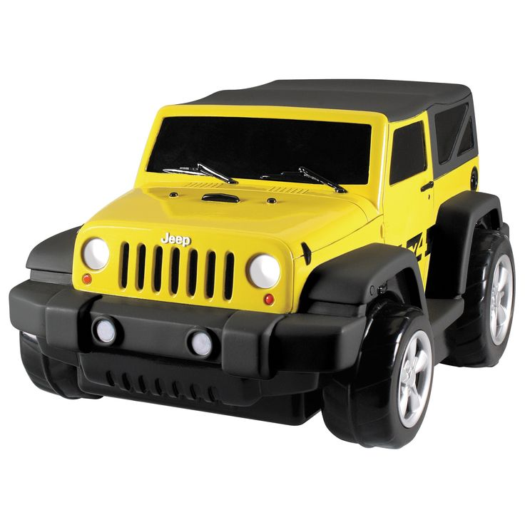 Kid Galaxy My 1st RC Jeep Wrangler