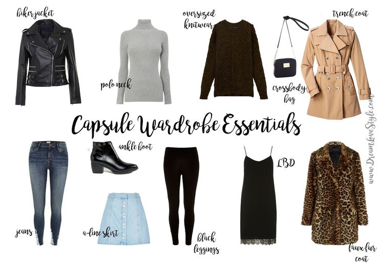 We all have those holy grail items in our wardrobe that we couldn't live without, and seem to gravitate towards all  the time. I've picke...