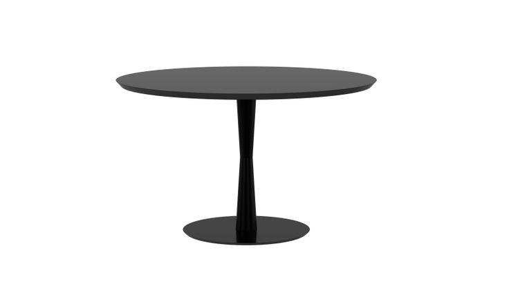 Vera by Iroko home . Modèle disponible en bois (chêne, noyer et wengé) et en bois laqué (basic ou tendance) Dimension : H 730| D 1200