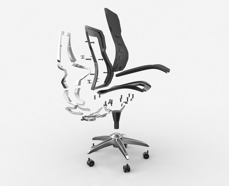 Cruiser Chair by Velimir Skalusevic