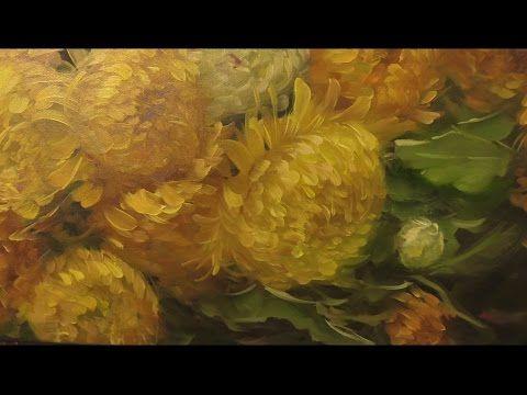 Девушка с крыльями. Урок живописи маслом. Workshop oil painting from Oleg Buiko. Alla prima painting - YouTube