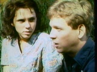 Kristy McNichol as Patty in Summer of My German Soldier (with Bruce Davison as Anton)