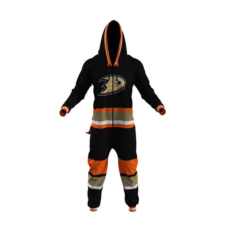 NHL Onesie - Anaheim Ducks - Hockey Sockey