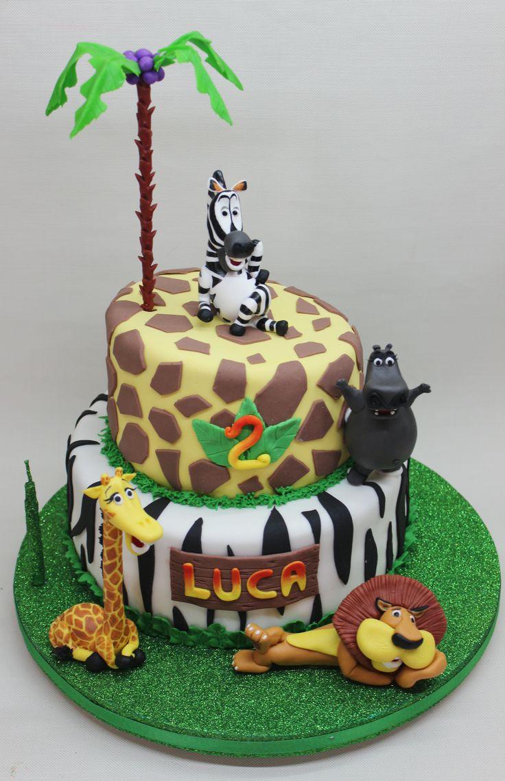 Madagascar Cake by Violeta Glace