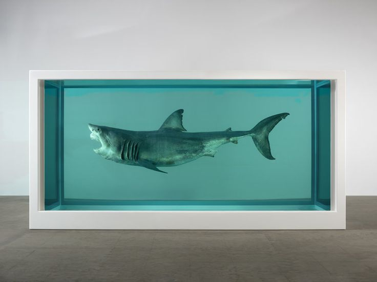 The Immortal (1997 - 2005) by Damien Hirst