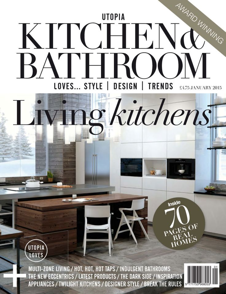The Jan 2015 Award Winning Utopia Kitchen U0026 Bathroom Is On SALE NOW.  Subscribe Today Part 88