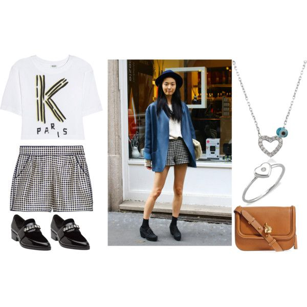 """""""Kenzo and summer"""" by susie1971 on Polyvore"""