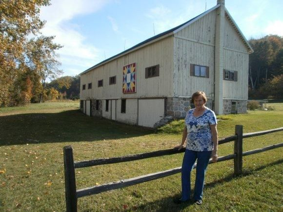 """Mason County dedicates northern Michigan's latest heritage tourism trail today. It's the latest in a series of so-called """"barn quilt trails"""" that have"""