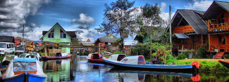 Turismo en Nariño y Ecuador, visitamos Pasto, nuestra Señora de Las Lajas, llegamos hasta Ecuador y finalizamos en La Cocha