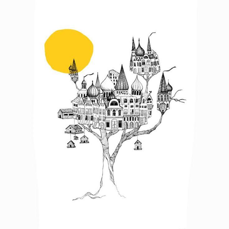 poster another birdsnest | Mini Empire