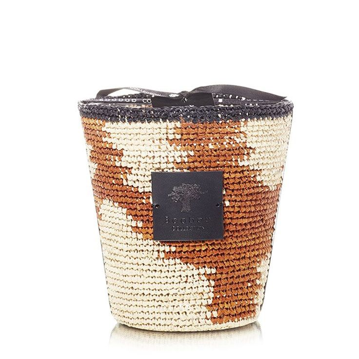 18 best bougies baobab collection images on pinterest aroma candles leather and scented candles. Black Bedroom Furniture Sets. Home Design Ideas
