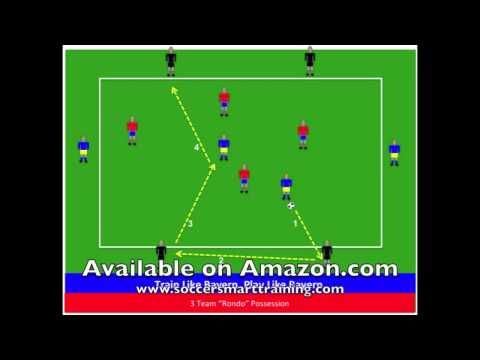 (1) FC Bayern Munich Training Exercises - YouTube