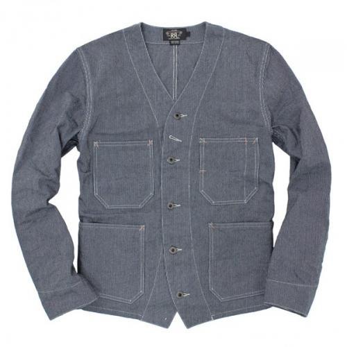 RRL Railroad jacket