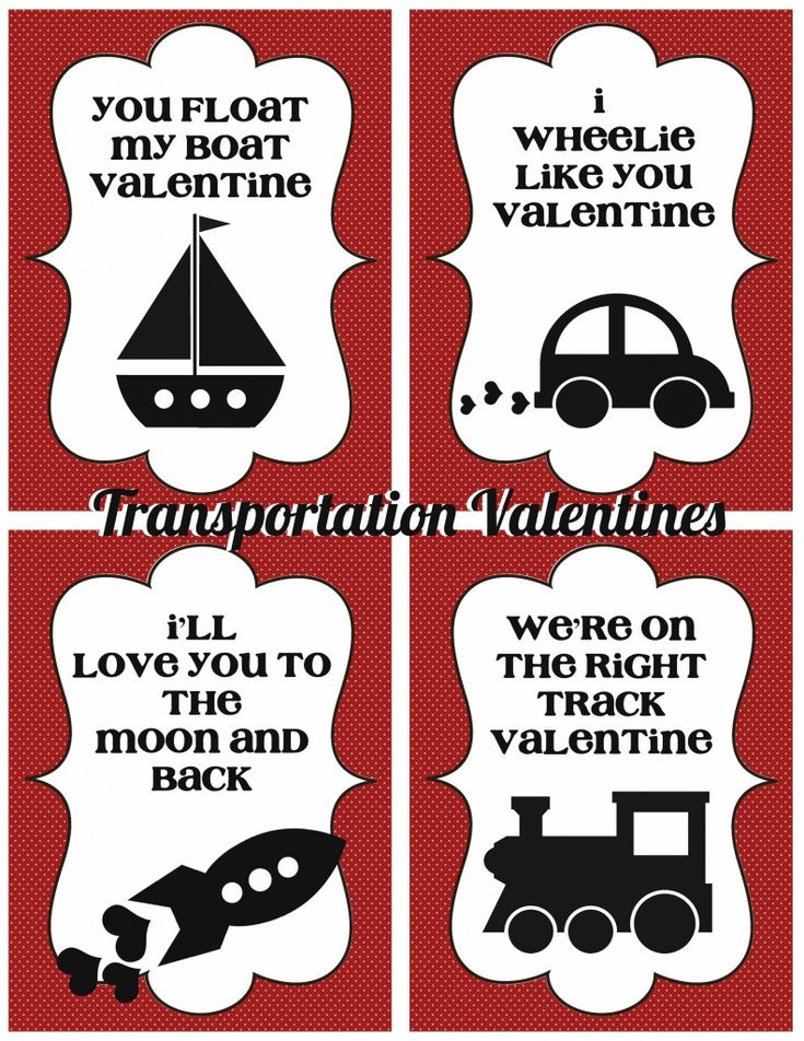 94 best Train Valentines images – Boy Valentine Cards
