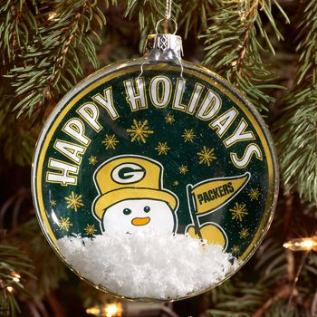 110 Best Green Bay Packer Ornaments Images On Pinterest