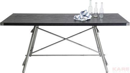 Table Zick Zack Ash 180x90cm