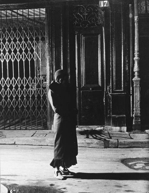 "BRASSAÏ, ""Paris After Dark"" (Paris de Nuit), 1930's"