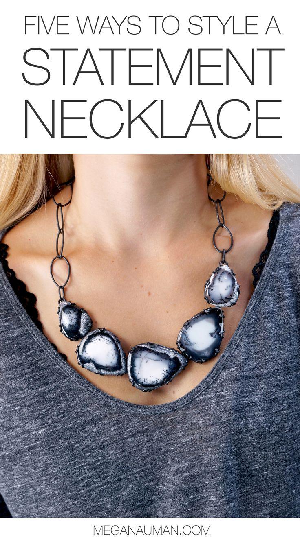 543 best statement necklaces images on Pinterest | Bold necklace ...