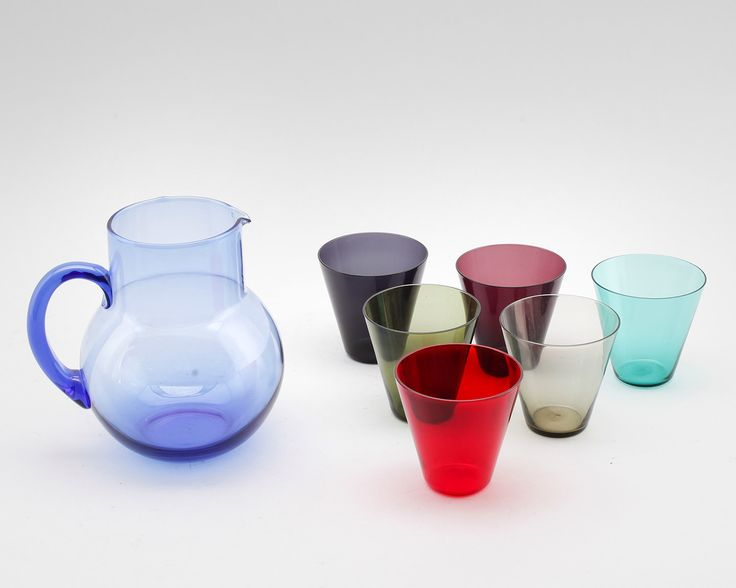DC Hillier's MCM Daily - Scandinavian Glass