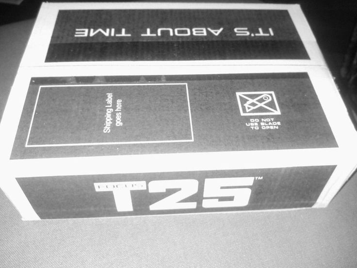 Brand New sealed BeachBody Focus T25 DVD Workout! Free Shipping!!