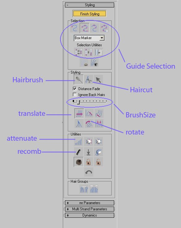 Hair & Fur in 3D Studio Max - 3D Architectural Visualization & Rendering BlogHair & Fur in 3D Studio Max - 3D Architectural Visualization & Rendering Blog