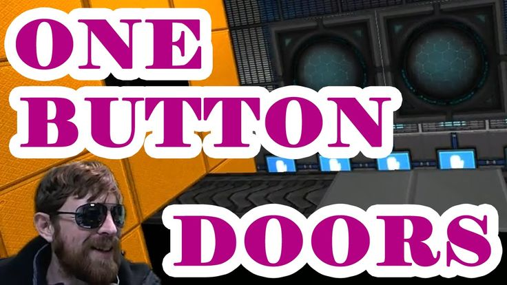 Improved Rail Door Logic - One Button Use