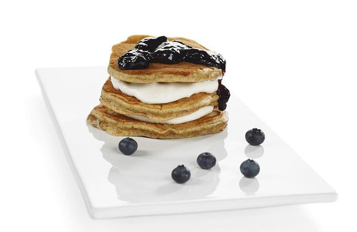 Disse lappene smaker kjempe godt med yoghurt naturell og lettsyltetøy på. 1 porsjon gir 15-20 lapper.