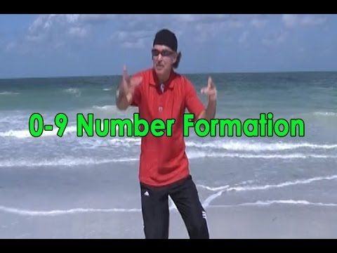 This song and video can really help children recognize their single digit numbers, get healthy exercise and see how numbers are formed combining kinesthetic, auditory and visual learning.  Making learning and fitness fun is really what it's all about.  So, get up and try…Numbercise!