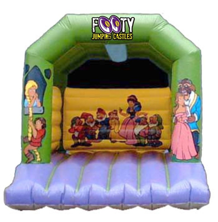 Themed Jumping Castles For Kids at Sydney.