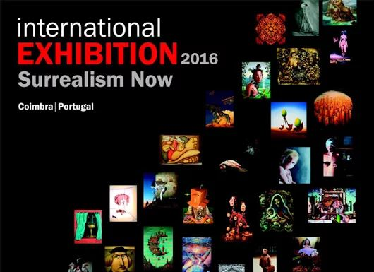 International Surrealism Now 2016 em Coimbra