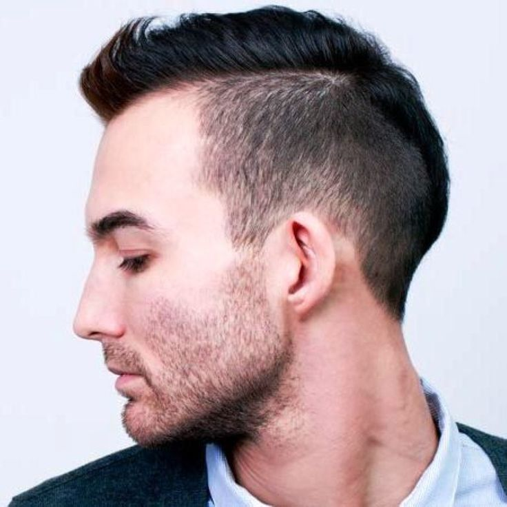 cool undercut hairstyles for men picture #5