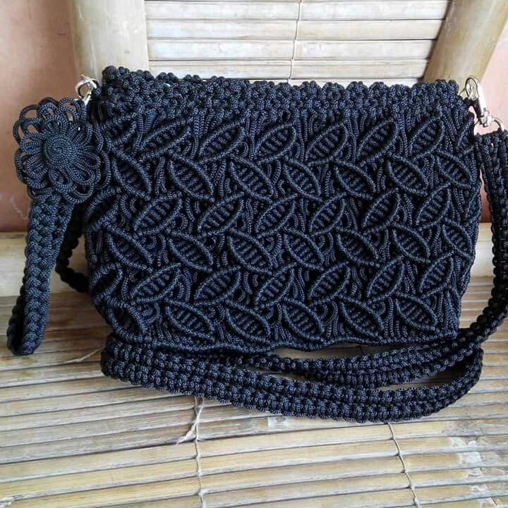 downright beautiful sac macram pinterest beautiful. Black Bedroom Furniture Sets. Home Design Ideas