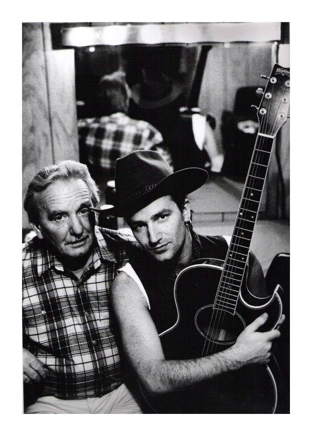 Bono and his father
