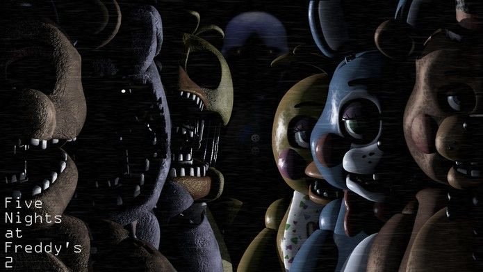Five Nights at Freddy's 2 (Foto: Divulgação)