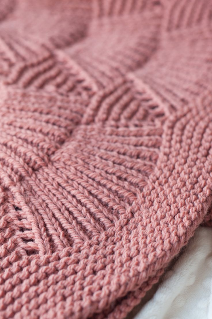 165 Best Images About Knitting Baby Blankets On Pinterest