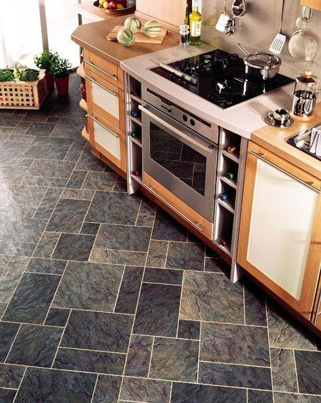best kitchen flooring material 17 best images about slate floor room designs on 4528