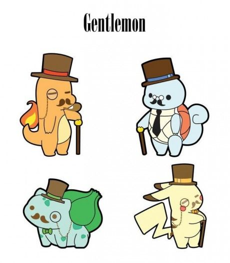 Like a sir Gentlemon
