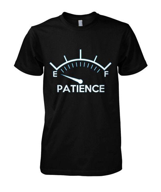 Patience fuel tank