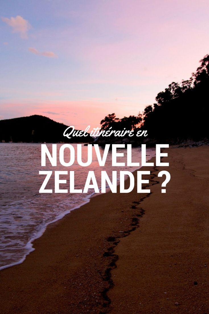 Voyager en Nouvelle Zélande