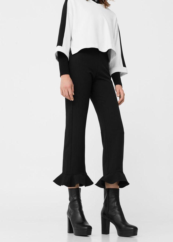 Hose - Hosen für Damen | MANGO Deutschland