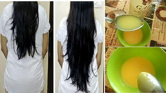 Este balsamo hecho en casa estimula el crecimiento y hace que su pelo sea mas brillante después de 2 semanas de uso! ~ Sana Tu Salud