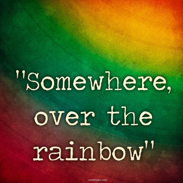 Best 25+ Rainbow Quote Ideas On Pinterest