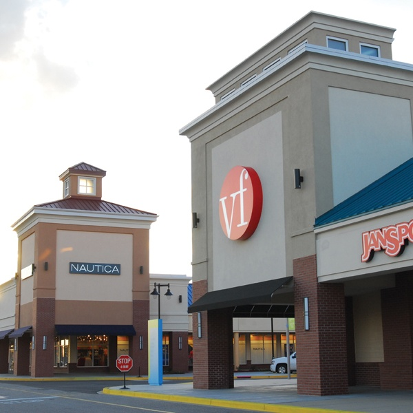 Tanger Outlet Malls North Myrtle Beach