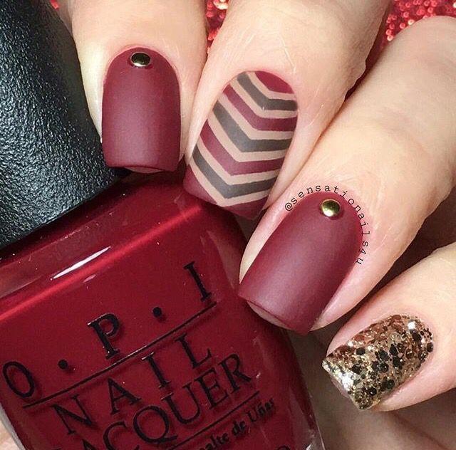Check out this peel action! Super stylish manicure by @sensationails4u!❤️  - Sing. Chev #NailVinyls  www.snailvinyls.com