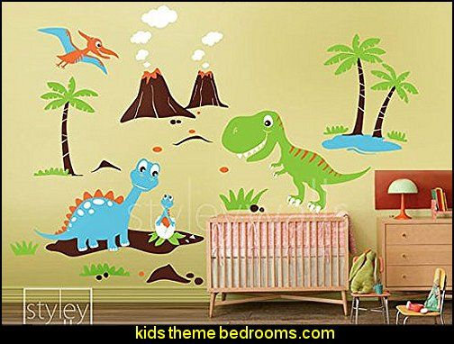 Best Dinosaur Bedroom Decor Dinosaur Light Switches Images On - 3d dinosaur wall decalsd dinosaurs wall stickers decals boys room animals wall decals