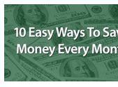 read this if you are looking for idea of saving money