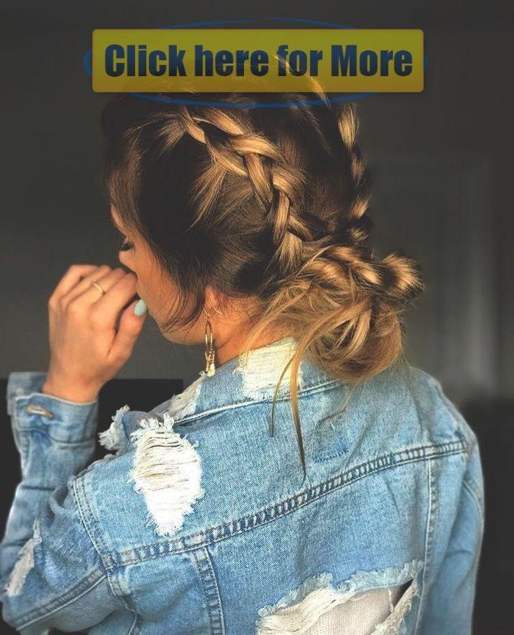 Geflochtene Frisuren für langes Haar - Einfache Frisuren