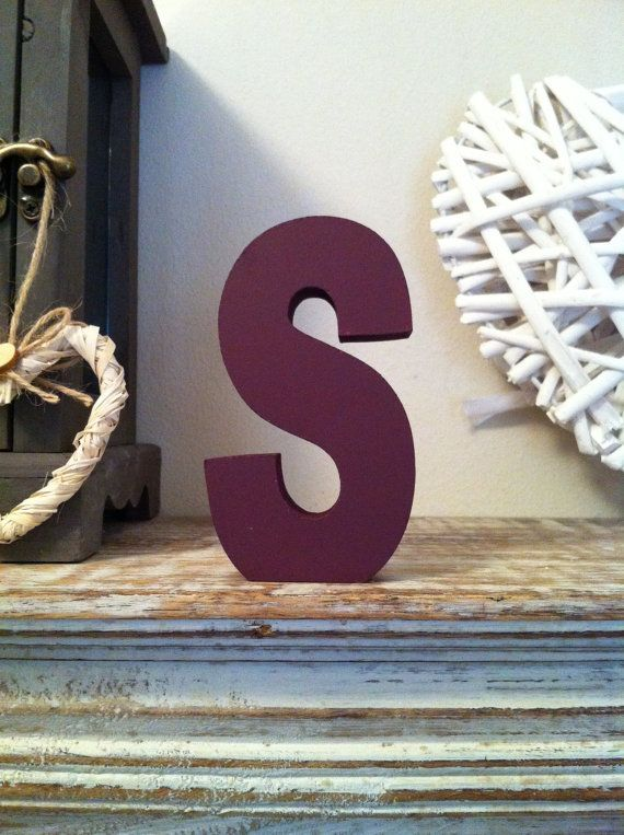 32 best Letter S images on Pinterest