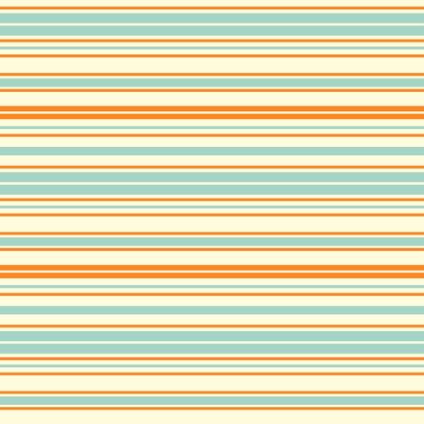 Annika - Stripe fabric by heatherdutton on Spoonflower - custom fabric